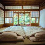 Японский матрас футон - от традиции к инновациям