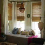 Бамбуковые классические римские шторы для места отдыха