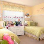 Дизайн спальни для двух детей