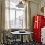 Кухонная мебель из стальной проволоки