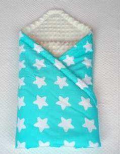 Готовое одеяло-трансформер