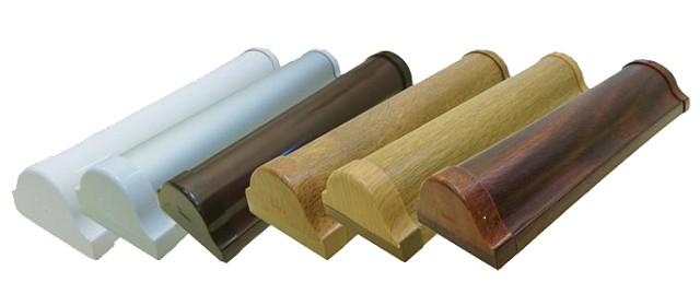 Короба для рулонных штор кассетного типа