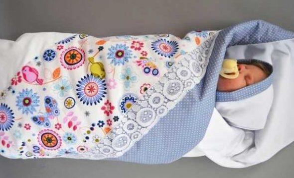 Оригинальный и удобный конверт-одеяло