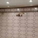 П-образный карниз для ванной