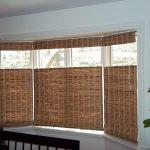 Рулонные шторы из бамбуковых палочек