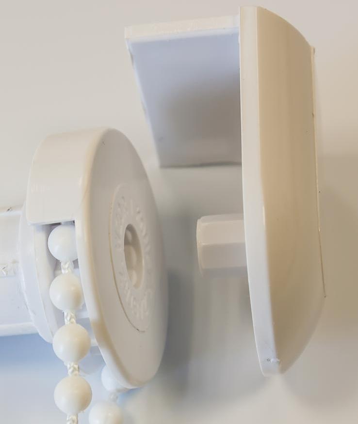 Сборка цепочного механизма рулонной шторы