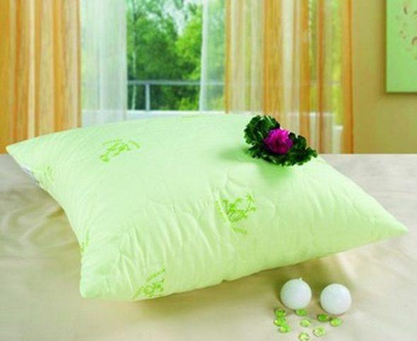 Бамбуковые ортопедические подушки