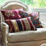 Декоративные подушки для кресла