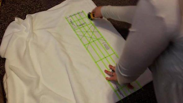 Деталь для объемной подушки