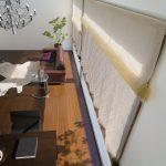Дизайн двойных занавесок для гостиной