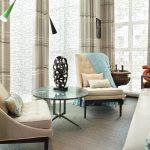Декоративные подушки на мягкой мебели