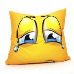 Грустная подушка-антристресс для тяжелых будней