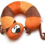 """Мягкая и уютная подушка-антистресс """"Полосатый кот"""""""