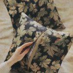 Наволочки для квадратной подушки с молнией