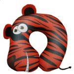 """Необычная подушка с наполнением в виде шариков """"Тигр"""""""
