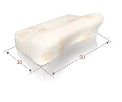 Подушка размером 30*50