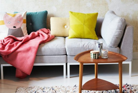 Подушки для зоны отдыха