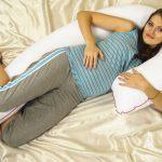 Подушка для беременных формы J
