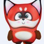 Подушка-котенок для снятия стресса и напряжения