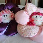 Подушки-подружки для декора детской