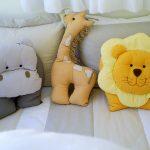 Подушки-зверюшки для детей