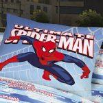 Прямоугольная подушка с Спайдерменом для мадьчика