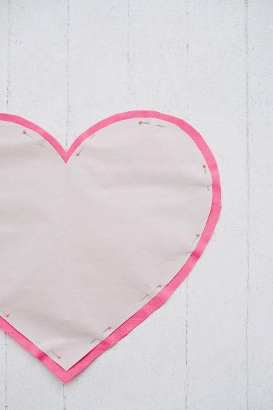 Тряпичное сердце