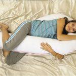 Удобная и комфортная подушка для беременных