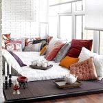 Удобные подушки для сидения на полу