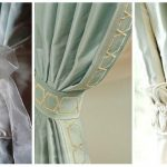 Варианты стильных подхватов для красивых портьер