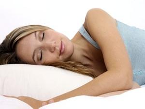 Удобная поза для сна