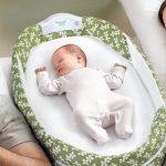 Незаминимое устройство для малышей которые не спят в своей кроватке - кокон