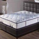 Стеганный матрас с пуговицами на двуспальную кровать