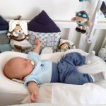 Удобный матрас-кокон подойдет с рождения до 2-3 месяцев
