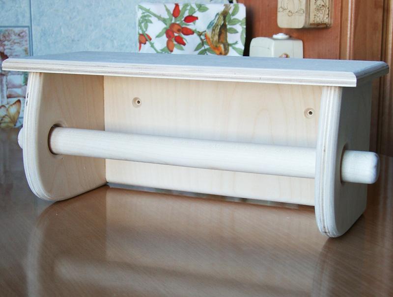держатель для бумажных полотенец дизайн