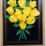 цветы из салфеток поделки