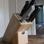 подставка для ножей своими руками оформление идеи