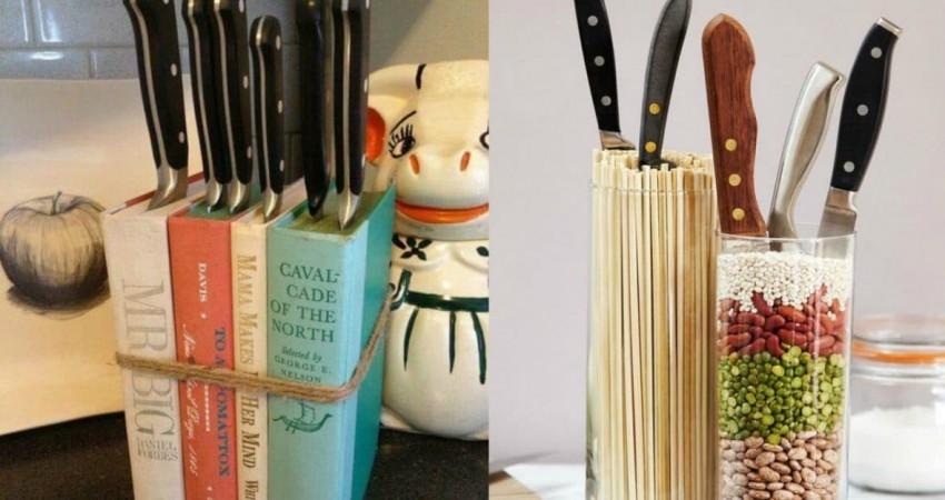 подставка для ножей разновидности