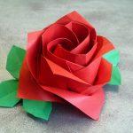розы из бумажных салфеток идеи декора