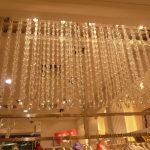 шторы из бусин декор фото