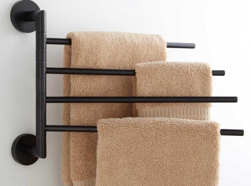 вешалка для полотенец вертушка