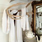 вешалка для полотенец в ванной фото дизайн