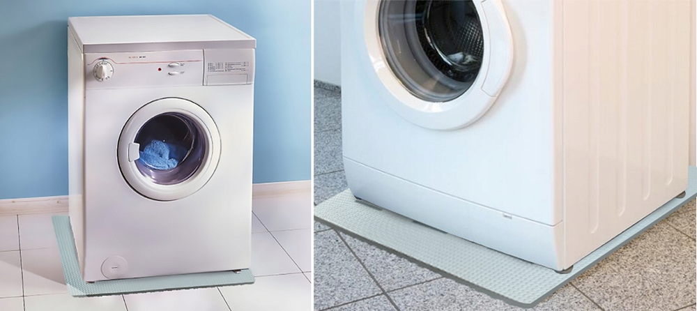 Антивибрационные подставки для стиральной машины фото