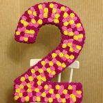 цифры и буквы из салфеток своими руками дизайн идеи