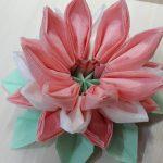 цветок лотоса из салфеток фото декор