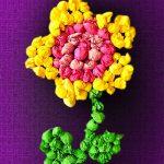 цветы из бумажных салфеток фото дизайн