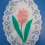 цветы из салфеток дизайн