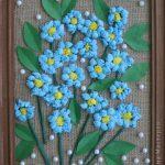 цветы из салфеток фото дизайн