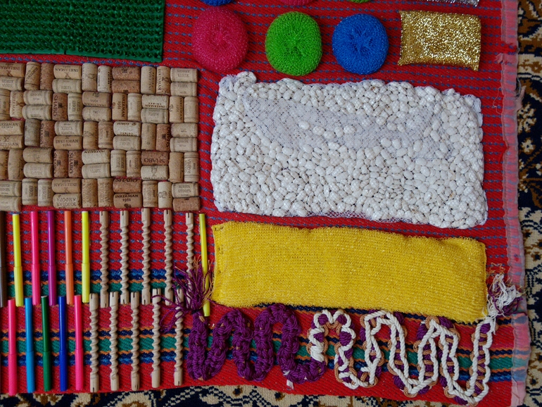 детский массажный коврик дизайн фото