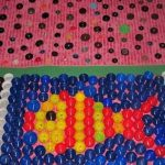 детский массажный коврик для ног дизайн идеи
